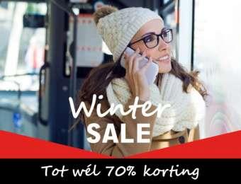 Wintersale 2018 tot 70% korting